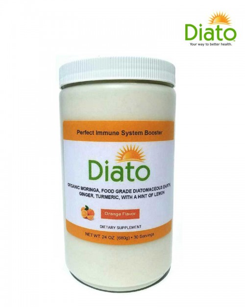 Perfect Immune System Booster Diato Dietary Supplement